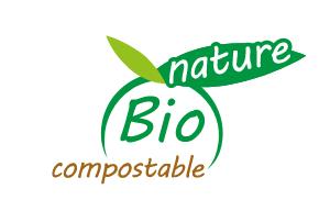 bio natur compostable logo